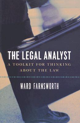 The Legal Analyst By Farnsworth, Ward